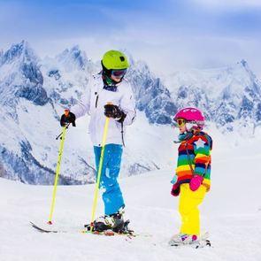 На спорте: 7 самых простых видов зимнего фитнеса