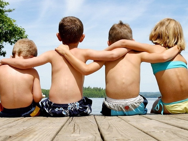 11 лучших способов оздоровить ребёнка на летних каникулах