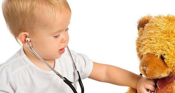 Простуда у ребенка в 7 месяцев