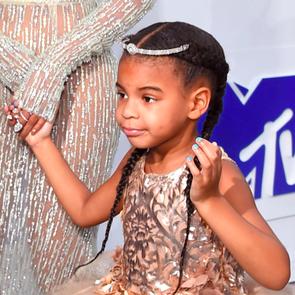 Пятилетняя дочь Бейонсе открывает свой бьюти-бренд