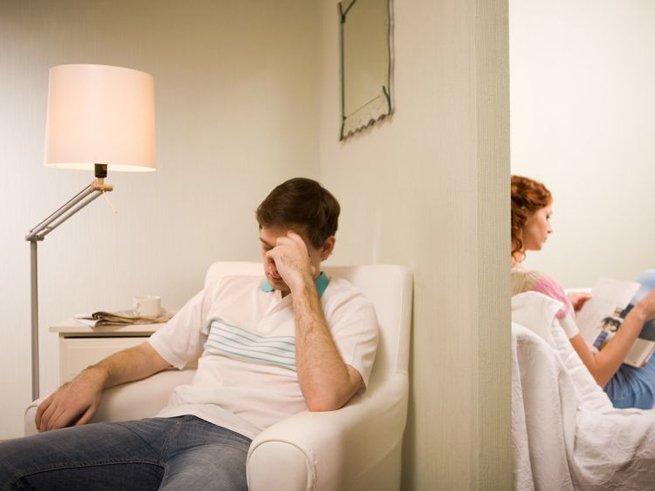 Депрессия у мужчин и женщин