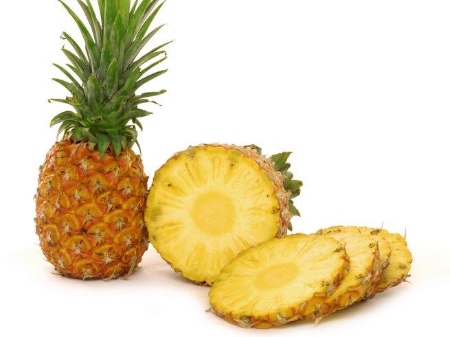 Чем полезен ананас для организма