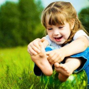 Закаливаем ребенка правильно