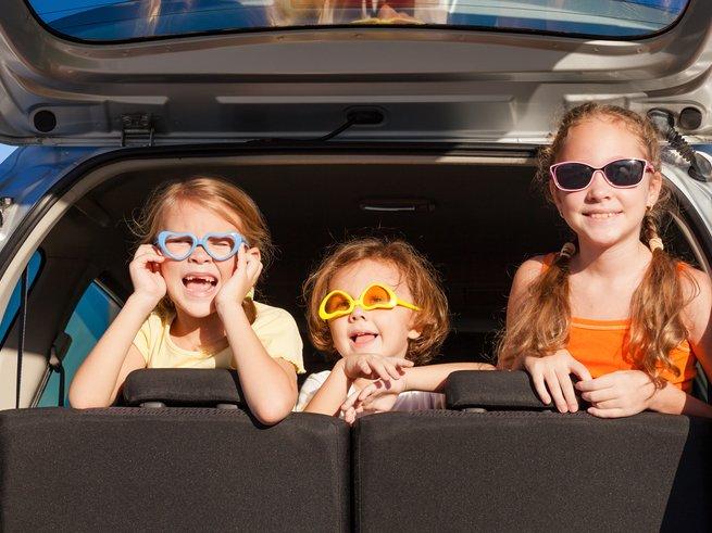 Путешествие с ребёнком: что берем в дорогу