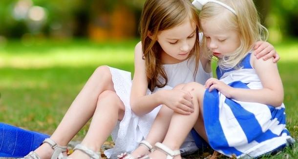 Неожиданные причины детского плача