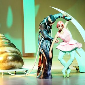 Современный балет для всей семьи «Дюймовочка»