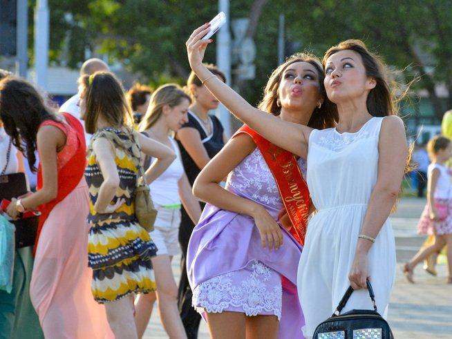 В парке Горького соберутся 52 тысячи выпускников