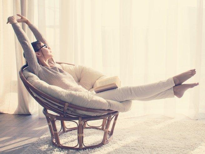 Как отдохнуть за десять минут?