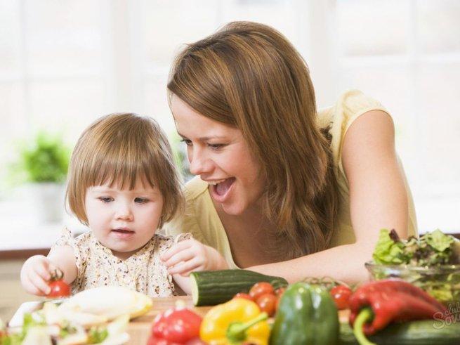 Рецепты блюд для детей 2 лет