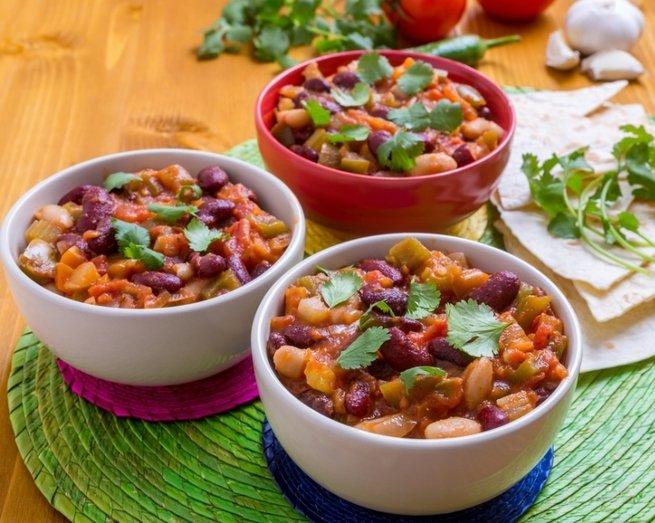 Блюда из бобовых, которые восполнят дефицит белка во время Великого поста