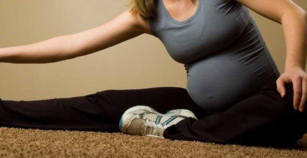 Можно ли заниматься спортом во время беременности