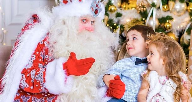 «Крокус Сити Холл» станет резиденцией Настоящего Деда Мороза
