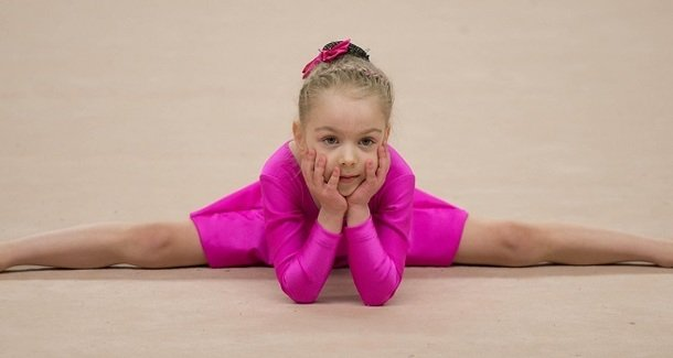 Гимнастика для детей: польза, оптимальный возраст и места для занятий