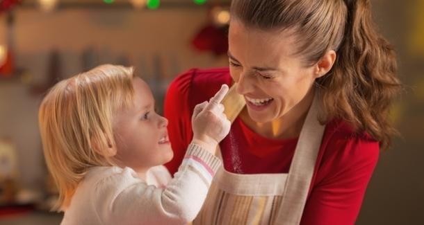 10 способов поймать новогоднее настроение, если вы замученная мама