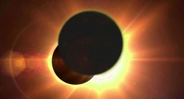 Новорождённую девочку назвали в честь затмения Солнца