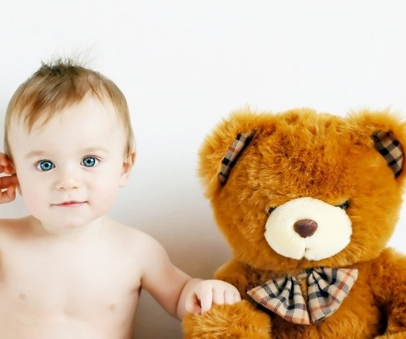 Как развивать ребёнка в 4 месяца
