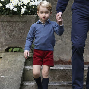 Эксперты объяснили, почему принц Джордж носит только шорты