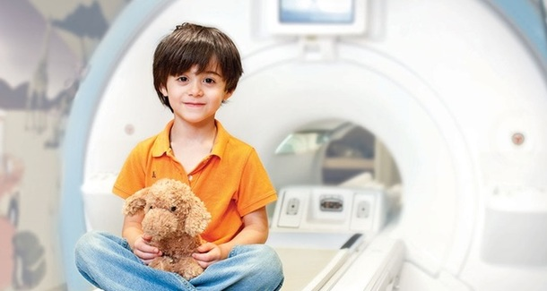 Как подготовить ребёнка к МРТ