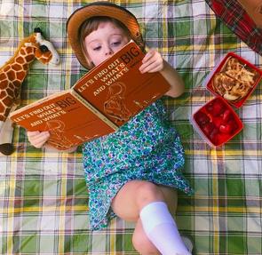 Оливия Дэвис - самая стильная  девочка Instagram