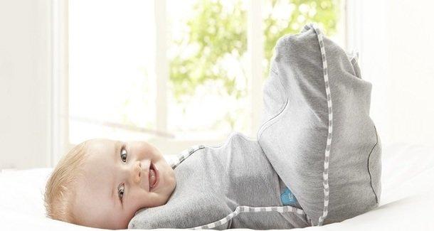 Как приучить ребёнка спать без пелёнок