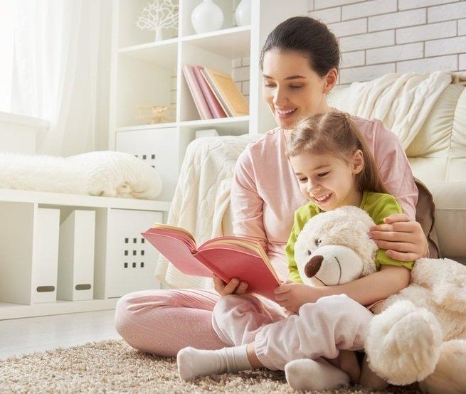 8 полезных сказок для малышей