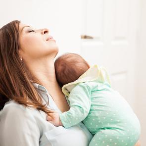 7 причин, почему вы устаете быть мамой