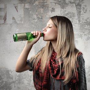 За продажу детям алкоголя  будут штрафовать не только торговые сети, но и родителей