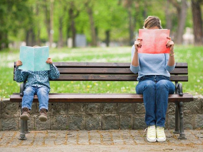Любящие книги дети более успешны в жизни