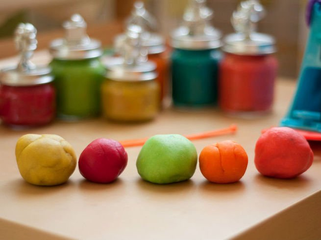 5 домашних рецептов для творчества