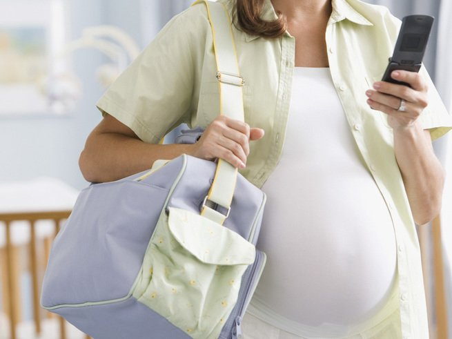 На 40 неделе беременности живот не опустился