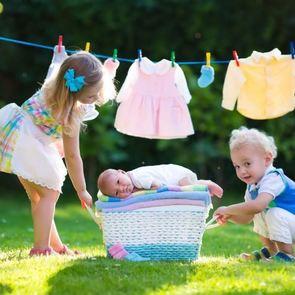Уход за малышом летом: что нужно знать