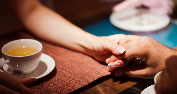 Как встречать мужа с работы