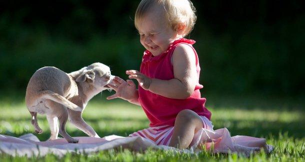 Развитие ребёнка в 1 год