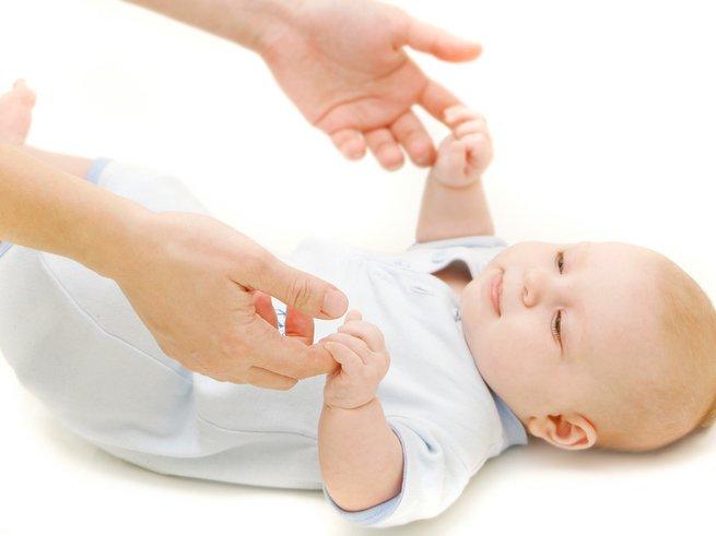 Какие рефлексы должны быть у новорождённого?