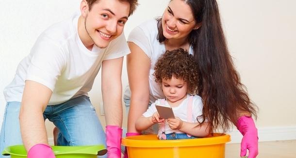 Как приучить ребёнка к аккуратности
