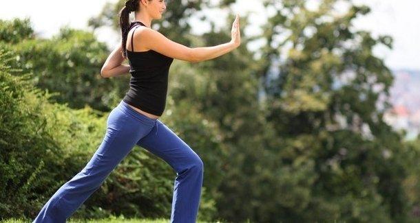 Гимнастика Цигун: комплекс упражнений для спины и позвоночника