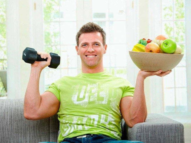 Виды диет для мужчин