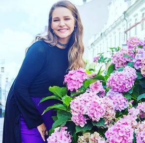 Актриса Глафира Тарханова стала мамой в четвертый раз