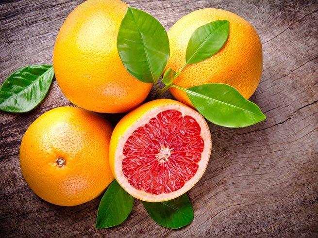 Чем полезен грейпфрут?