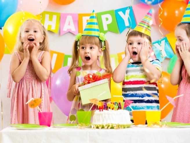 5 сценариев для детского Дня рождения