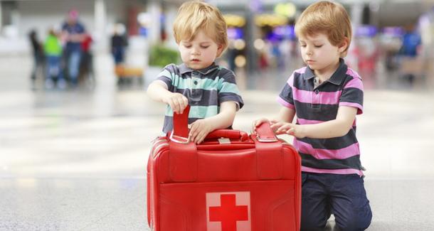 Аптечка для путешествия: что взять с собой