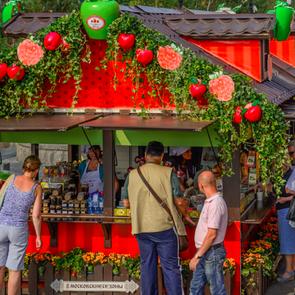 В столице пройдет фестиваль «Московское лето. Цветочный джем»