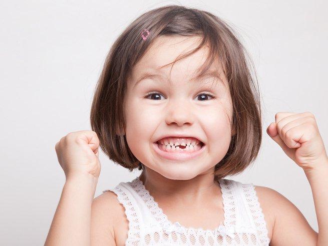 Молочные зубы требуют особого ухода