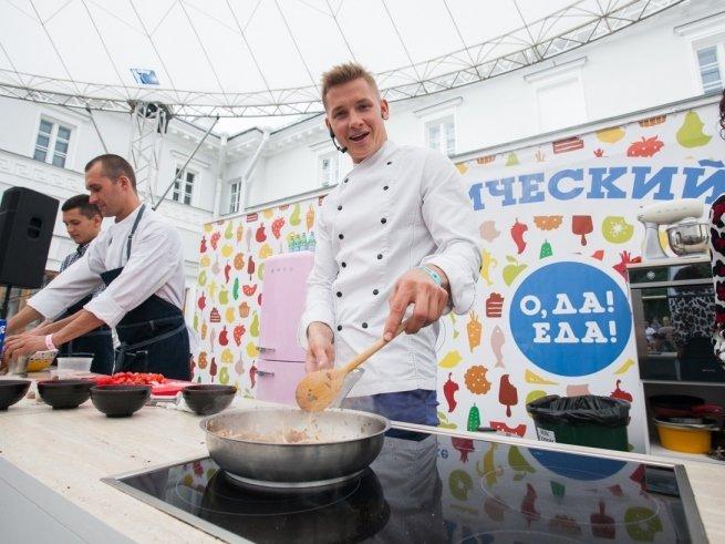 «О, да! Еда!» станет крупнейшим летним фестивалем России
