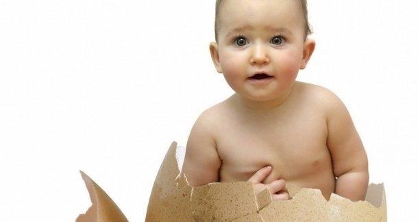 Как выглядит ребёнок в 2 месяца?