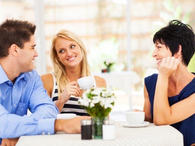 Отношения с родственниками мужа