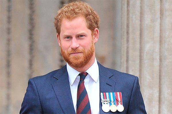 Принц Гарри влюбился в греческую принцессу