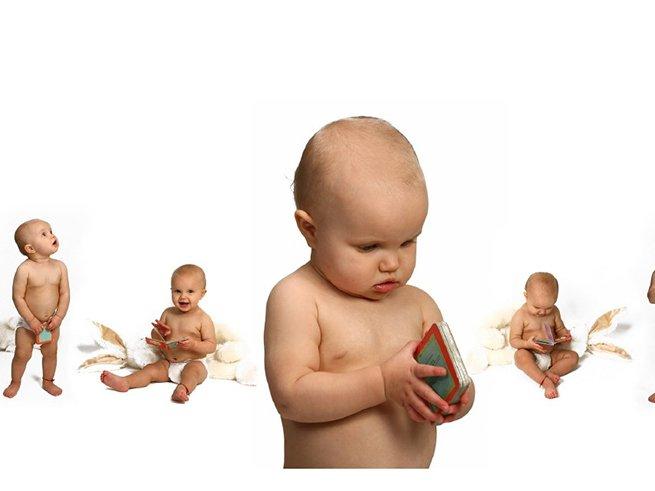 Распорядок дня ребенка в 1 месяц