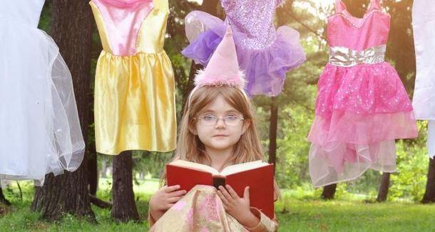 Лучшие книги про принцесс для девочек