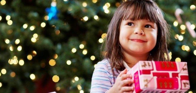 15 идей подарков ребёнку 3-7 лет на Новый год